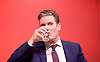 Sir Keir Starmer <br /> Bloomberg speech:<br /> Labour responds to Brexit in the national interest<br /> 13th December 2016 at Bloomberg London HQ, Great Britain <br /> Keir Starmer, Labour&rsquo;s Shadow Secretary of State for Exiting the EU sets out how Labour will respond to Brexit in the national interest: respecting the result, warning of the dangers of a Tory hard Brexit and arguing for a cooperative, collaborative approach that prioritises jobs and the economy and helps unite the country.<br /> <br /> Keir Starmer <br /> <br /> Photograph by Elliott Franks <br /> Image licensed to Elliott Franks Photography Services