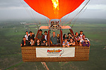 20101211 DECEMBER 11 Cairns Hot Air Ballooning