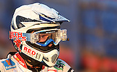 Simon Stead of Swindon Robins - Lakeside Hammers vs Swindon Robins at the Arena Essex Raceway, Pufleet - 18/06/12 - MANDATORY CREDIT: Rob Newell/TGSPHOTO - Self billing applies where appropriate - 0845 094 6026 - contact@tgsphoto.co.uk - NO UNPAID USE..