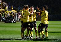 Fussball Bundesliga 2011/12: Borussia Dortmund - FC Augsburg