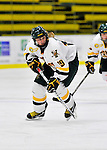23 November 2011: University of Vermont Catamount forward Brittany Zuback, a Freshman from Thunder Bay, Ontario, in action against the University of Maine Black Bears at Gutterson Fieldhouse in Burlington, Vermont. The Lady Bears defeated the Lady Cats 5-2 in Hockey East play. Mandatory Credit: Ed Wolfstein Photo