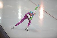 SCHAATSEN: GRONINGEN: Sportcentrum Kardinge, 17-01-2015, KPN NK Sprint, Martijn van Oosten, ©foto Martin de Jong