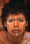 Aboriginal dancer, Australia