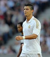 FUSSBALL   INTERNATIONAL   SAISON 2011/2012   TESTSPIEL Herha BSC Berlin - Real Madrid         27.07.2011      Cristian RONALDO (Real Madrid)