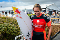 Margaret River, Western Australia. (Tuesday April 1, 2014) Carissa Moore (HAW). –  The 2014 Drug Aware Margaret River Pro World Championship Tour event is about to kick off tomorrow and in preparation some of the worlds  best male and female surfers attended a press conference this morning at the contest site to promote the contest. Photo: joliphotos.com–  The 2014 Drug Aware Margaret River Pro World Championship Tour event kicked off today in solid 6' surf.  Round 1 was completed in good conditions with a couple of upsets with local surfer and injury wildcard Yadin Nichol (AUS) defeating kelly Slater (USA) and Joel Parkinson (AUS) loosing to Adam Melling (AUS).  Photo: joliphotos.com