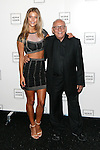 Backstage: MBFW Spring 2015 NY Herve Leger by Max Azria