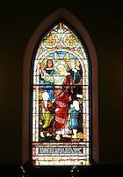 The historical UVa Chapel at the University of Virginia in Charlottesville, VA. Photo/Andrew Shurtleff
