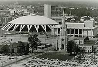 1972 June 01..Redevelopment..Downtown North (R-8)..Scope & Chrysler Hall complete..Millard Arnold.NEG# MDA72-64-9..