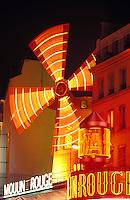France,Paris. Moulin Rouge