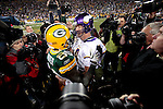 .The Green Bay Packers hosted the Minnesota Vikings at Lambeau Field Sunday November 1, 2009. Steve Apps-State Journal.