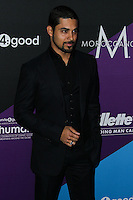 CULVER CITY, LOS ANGELES, CA, USA - FEBRUARY 27: Wilmer Valderrama at the 1st Annual unite4:humanity Presented by unite4:good and Variety held at Sony Pictures Studios on February 27, 2014 in Culver City, Los Angeles, California, United States. (Photo by Xavier Collin/Celebrity Monitor)