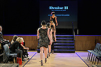 Denise H by Denise Denise Anglesey, New Zealand Eco Fashion Exposed Buyers &amp; Media Showcase at Notre Dame Performing Arts Centre, Lower Hutt, New Zealand on Thursday 24 July 2014. <br /> Photo by Masanori Udagawa. <br /> www.photowellington.photoshelter.com.