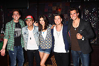 Big Time Rush - Victoria Justice Press Conf