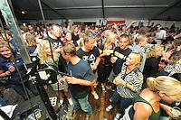 SKÛTSJESILEN: LEMMER: 08-08-2015, IFKS skûtsjesilen, ©foto Martin de Jong