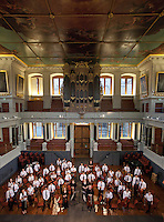 Sheldonian Theatre Concert, Magdalen College School 2011