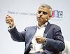 Sadiq Khan<br /> Mayor of London <br /> State of London debate hosted by LBC <br /> at The O2 Arena, London, Great Britain <br /> 30th July 2016 <br /> <br /> Sadiq Khan <br /> <br /> Photograph by Elliott Franks <br /> Image licensed to Elliott Franks Photography Services