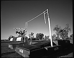 USA Olympic Preview 2004: Stacy Dragila, 33, Pole Vault, May 2004...2004 © David BURNETT (CONTACT PRESS IMAGES)