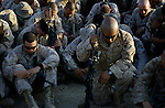 Images of Marines charged with crimes in the Haditha Incident - the killing of Iraqi civilians in the Iraqi Euphrates River Valley city Haditha on Nov. 19, 2005.