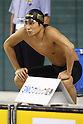 Ryo Tateishi (JPN), APRIL 10, 2011 - Swimming : 2011 International Swimming Competitions Selection Trial, Men's 50m Breaststroke Heat at ToBiO Furuhashi Hironoshin Memorial Hamamatsu City Swimming Pool, Shizuoka, Japan. (Photo by Daiju Kitamura/AFLO SPORT) [1045]
