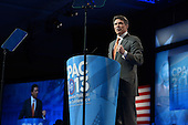 March 14, 2013  (National Harbor, MD)  Texas Governor Rick Perry speaks to attendees of the 2013 Conservative Political Action Committee (CPAC) Conference.  (Photo by Don Baxter/Media Images International)