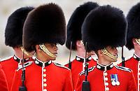 Guardsmen, London, UK.