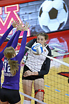 20110907 Western Illinois v Illinois State VB Photos
