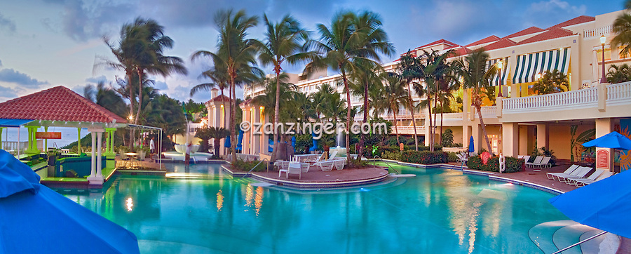 El Conquistador, Resort, Hotel, Architecture, Pool,  Las Croabas Fajardo, Puerto Rico, USA,  Caribbean; Island; Greater Antilles; Commonwealth Puerto Rico CGI Backgrounds, ,Beautiful Background