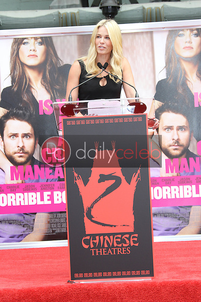 Chelsea Handler<br />