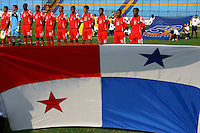 Panama Under 20 Starting Eleven. USA Men's Under 20 defeated Panama 2-0 at Estadio Mateo Flores in Guatemala City, Guatemala on April 2nd, 2011.