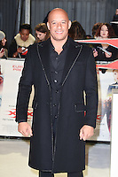 UK: xXx - Return of Xander Cage Premiere