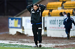 St Johnstone v Inverness Caley Thistle....02.01.11  .Derek McInnes holds his head after a missed hance.Picture by Graeme Hart..Copyright Perthshire Picture Agency.Tel: 01738 623350  Mobile: 07990 594431