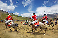 Traditonal Polo in Drass, Ladakh