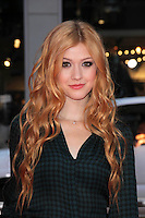Katherine McNamara<br /> &quot;This Is Where I Leave You&quot; Los Angeles Premiere, TCL Chinese Theater, Hollywood, CA 09-15-14<br /> David Edwards/DailyCeleb.com 818-249-4998