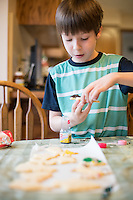 Knob Christmas Cookies