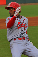 2014 May 13 Peoria Chiefs (Cardinals) @ Cedar Rapids Kernels (Twins)