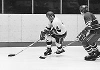 Jim Fox Ottawa 67's 1980. Photo Scott Grant