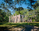 "Ruins of ""Old Sheldon"" Church, Yemassee, South Carolina, 2007"
