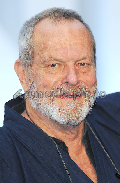 "03 September 2015 - London, England - Terry Gilliam. ""Legend"" London Premiere held at Odeon Leicester Square. Photo Credit: Jeff Spicer/Alpha Press/AdMedia"