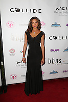 LOS ANGELES, CA - NOV 11: Rochelle Aytes attends the first annual Vanderpump Dog Foundation Gala hosted and founded by Lisa Vanderpump, Taglyan Cultural Complex, Los Angeles, CA, November 3, 2016. (Credit: Parisa Afsahi/MediaPunch).