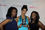 04-28-14 Nick Cannon - Priyanka Chopra celebrate her video permiere  - Delaina Dixon, Maureen - -NYC