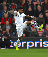Swansea City's Leroy Fer in action during todays match  <br /> <br /> Bournemouth 2 - 0 Swansea<br /> <br /> Photographer David Horton/CameraSport<br /> <br /> The Premier League - Bournemouth v Swansea City - Saturday 18th March 2017 - Vitality Stadium - Bournemouth<br /> <br /> World Copyright &copy; 2017 CameraSport. All rights reserved. 43 Linden Ave. Countesthorpe. Leicester. England. LE8 5PG - Tel: +44 (0) 116 277 4147 - admin@camerasport.com - www.camerasport.com