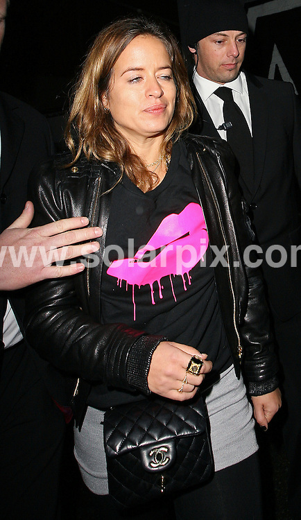 **ALL ROUND PICTURES FROM SOLARPIX.COM**.**WORLDWIDE SYNDICATION RIGHTS**.Davinia Taylor's 30th Birthday party, held at 'The Colour Rooms'in Shoreditch, London..This pic:JADE JAGGER..JOB REF:5357-SSD     DATE:19_11_07.**MUST CREDIT SOLARPIX.COM OR DOUBLE FEE WILL BE CHARGED* *UNDER NO CIRCUMSTANCES IS THIS IMAGE TO BE REPRODUCED FOR ANY ONLINE EDITION WITHOUT PRIOR PERMISSION*