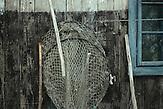 Fischereiutensilien, Sulina, Rumänien, 2015 / Fishing utensils, Sulina, Romania, 2015