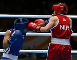 01/08/2014 - Boxing - Commonwealth Games Glasgow 2014 - SECC - Glasgow - UK