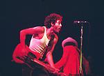 Bruce Springsteen 1975 Santa Barbara.© Chris Walter.