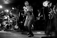 Leon Bridges at The Bluebird (12.06.2015)