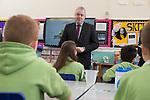 First Minister - Stebonheath School