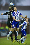 Kilmarnock v St Johnstone....15.01.11  .Manuel Pascali and Murray Davidson.Picture by Graeme Hart..Copyright Perthshire Picture Agency.Tel: 01738 623350  Mobile: 07990 594431