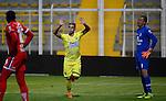 Atlético Bucaramanga venció 2-1 como visitante a Fortaleza. Fecha 9 Liga Águila II-2016.