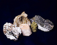 IGNEOUS ROCK: Common Component Minerals- Silicates<br />